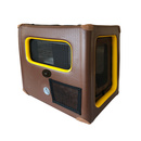 Backseat Box BS TAMI S - Auto & Home Hundebox aufblasbar...